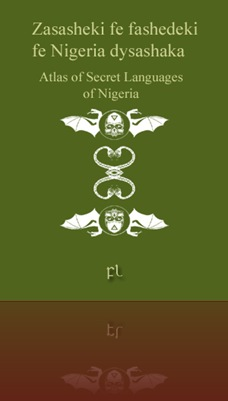 Atlas of Secret Languages of Nigeria Cover