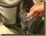 омыватель бокалов - ополаскивание