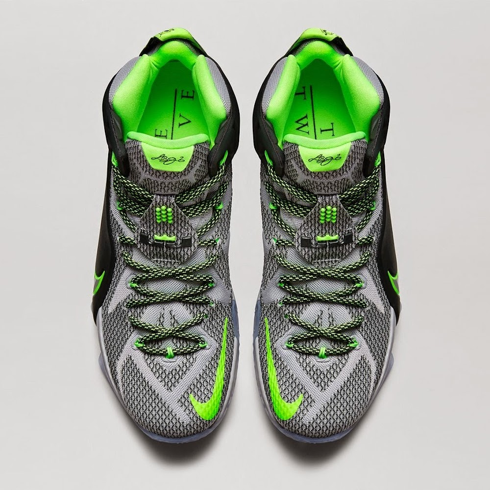 2b4616b6c0ee6 ... Nike LeBron 12 8220Dunk Force8221 Official Look and Release Information  ...