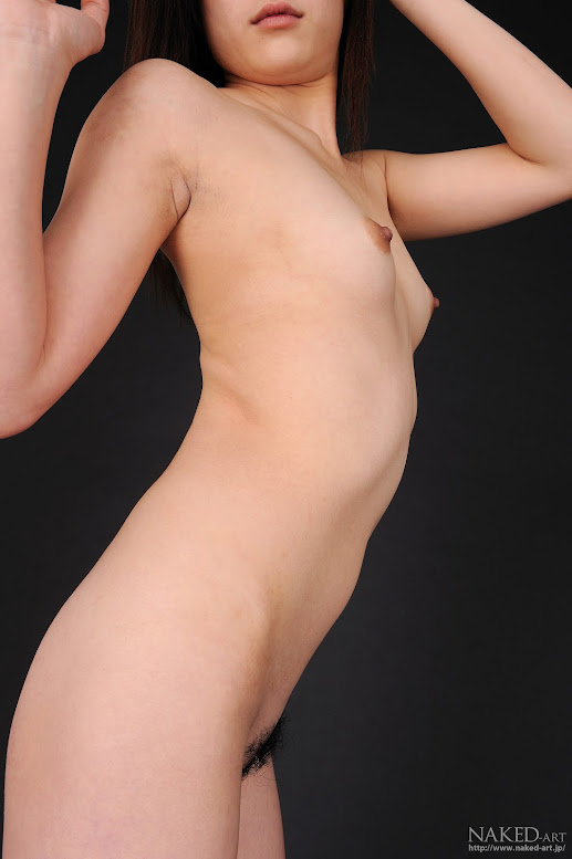 Naked-Art 443 Photo No.00268 桜井真由 裸体標本3 高画質フォト - idols