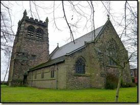 St Werburgh's Church, Warburton (new)