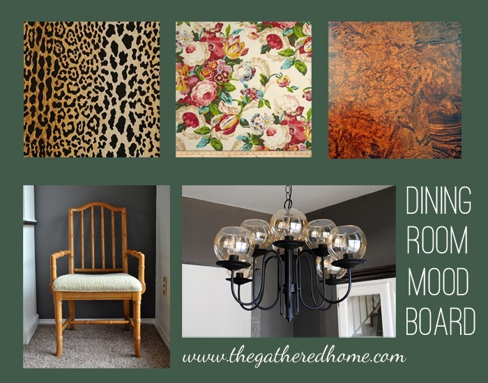 Dining Room Mood Board2