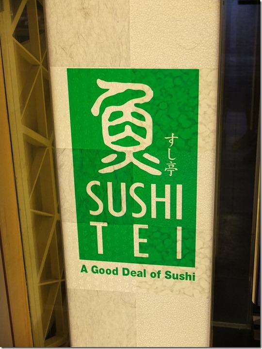 Brunei Restaurant Review: Sushi Tei Brunei
