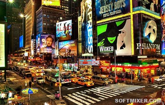 Ночной_Бродвей