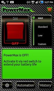 PowerMax - screenshot thumbnail