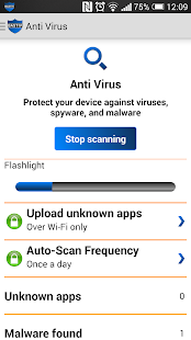 Bastiv Security Antivirus- screenshot thumbnail