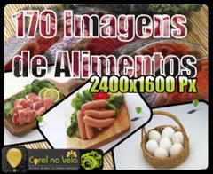 Imagens de Alimentos Alta Resolução
