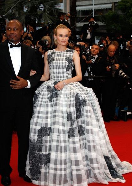 Diane Kruger Closing Ceremony Therese Desqueyroux