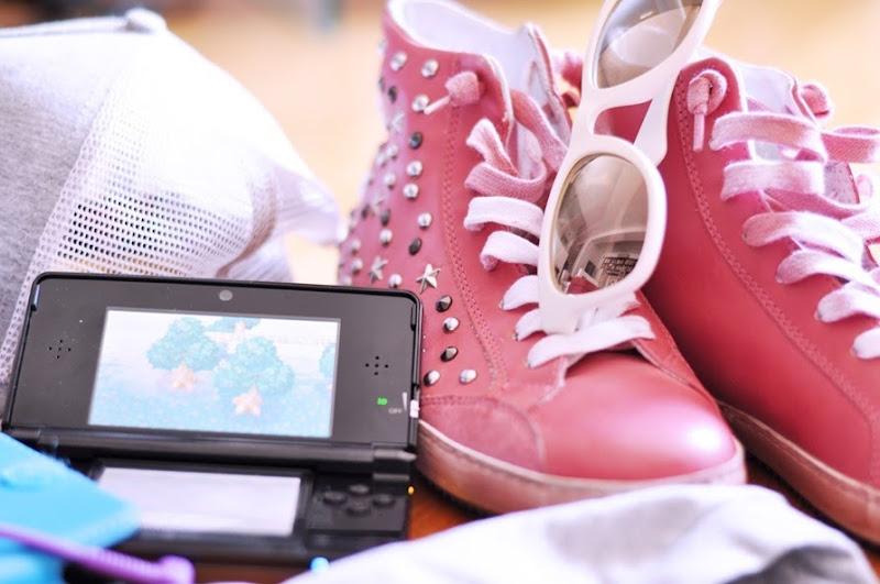nintendo 3d, SHOES CULT, sunglasses carrera, zagufashion, fashion bloggerers, outfit, i nuovi giochi della nintendo, tecnologia, hi-tech