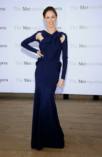 Coco Rocha Arrivals Eugene Onegin NYC
