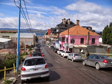 Strazile din Ushuaia