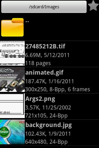 Fast Image Viewer - screenshot