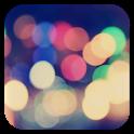 Bokeh Light 3D Live Wallpapers icon