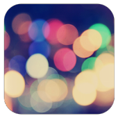 Bokeh Light 3D Live Wallpapers