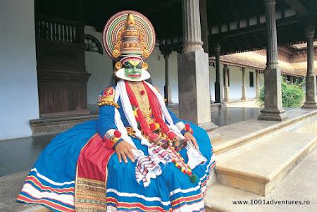 Dans traditional Kerala India