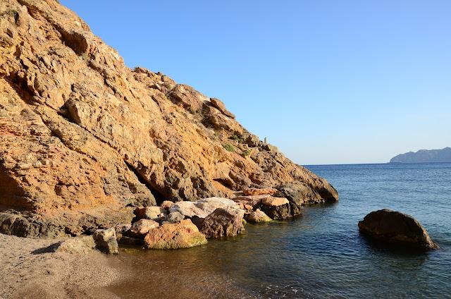 Acceso alternativo a la playa propuesto por los propietarios del camping.