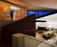Diseño-interior-arquitectura-contemporanea-cubiertas-techos-inlcinados