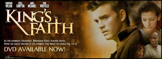 King's Faith Header