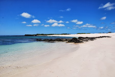 Imagini Galapagos: Santa Cruz plaja
