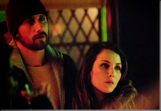 matthias schoenaerts and noomi rapace THE DROP