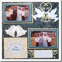 gail wedding page