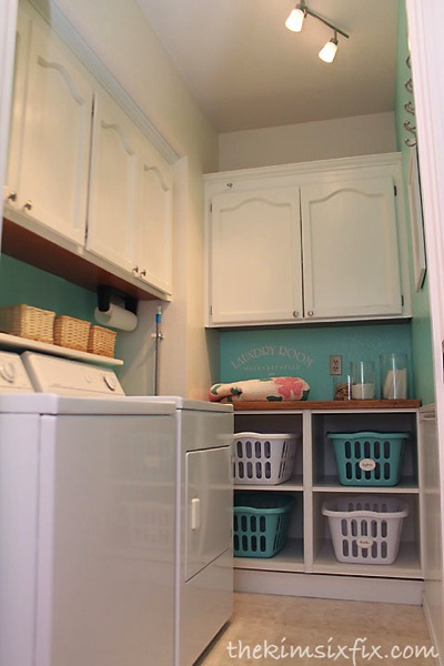 Laundry room makeover copy