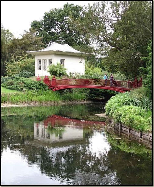 Shugborough - The Chinese House