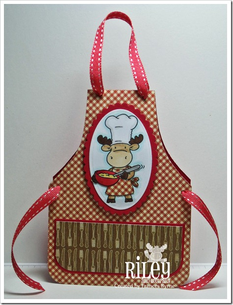 Riley Apron wm