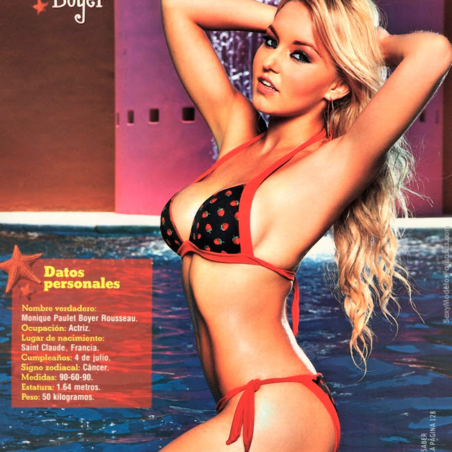 Angelique Boyer Foto 23