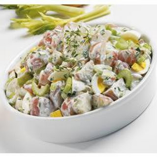 Zesty Ranch Potato Salad
