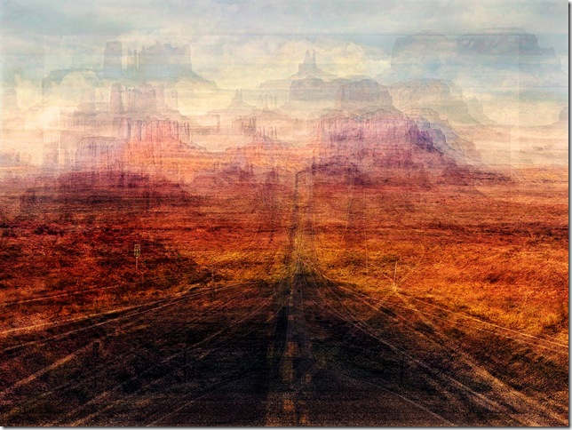 pep_ventosa_The road to Monument Valley