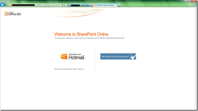 A Static State: SharePoint Online Partner Access