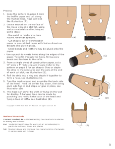 máscara de caballo nativo americano (2)