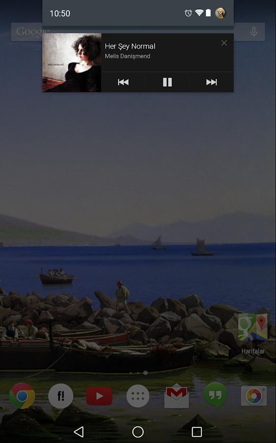 fizy - screenshot