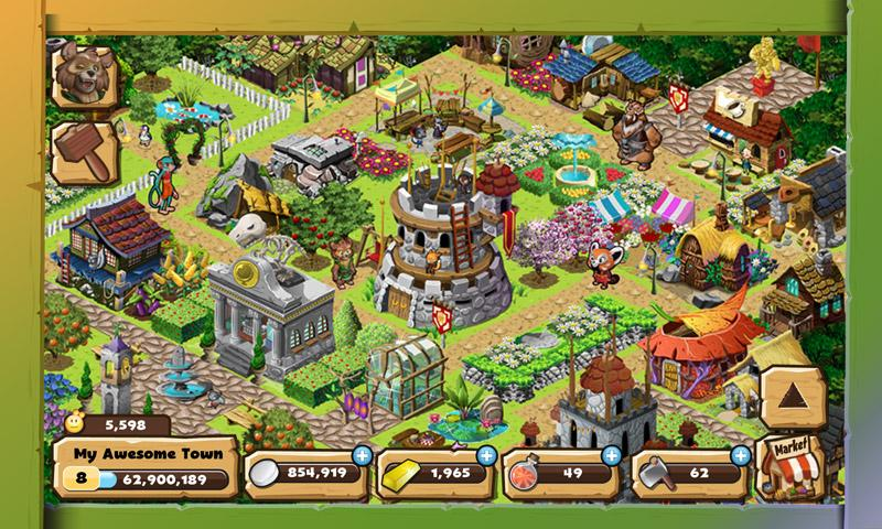 Brightwood Age of Farm World- screenshot