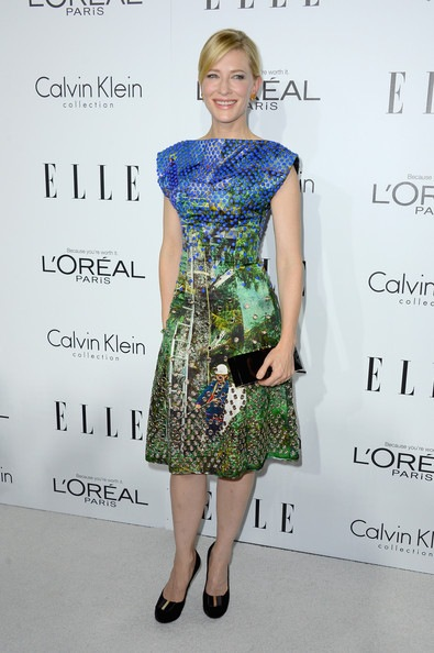 Cate Blanchett 19th Annual ELLE Women Hollywood