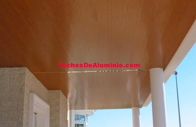 Techos aluminio El Prat de Llobregat