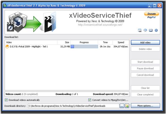 video film hard convertire file mp4 in avi