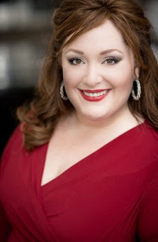 BEST ARTIST OF 2014: Soprano Heidi Melton [Photo by Simon Pauly, courtesy of CAMI]