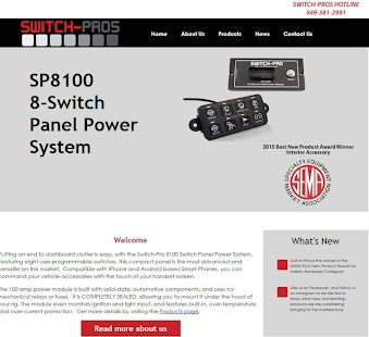SP8100 Switch Pros System- screenshot thumbnail
