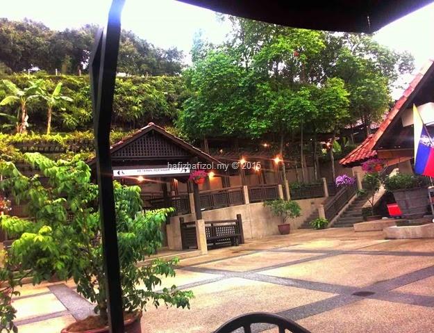 Tempat Makan Best Putrajaya-Taman Warisan Pertanian