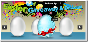 WinX HD Video Converter Deluxe Easter Giveaway