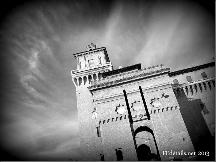 Happy Birthday Castello Estense! Ferrara, Italy, Photo2