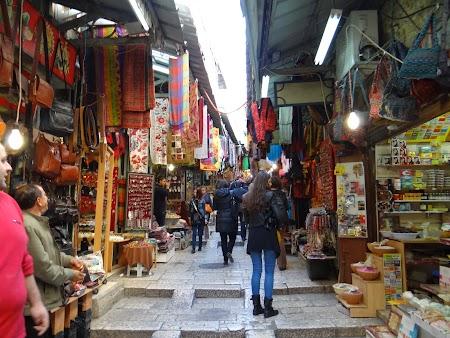 Bazar Ierusalim vechi
