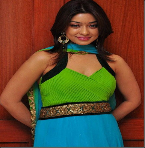 Payal Ghosh in_churidar