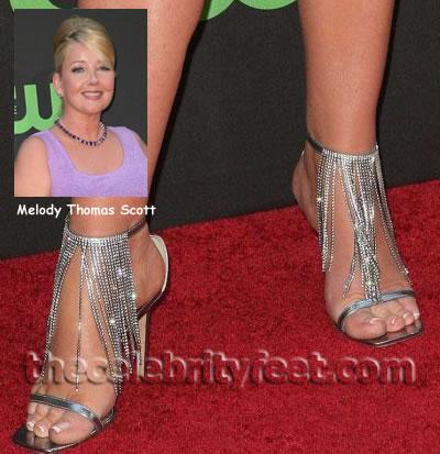 feet Melody thomas scott