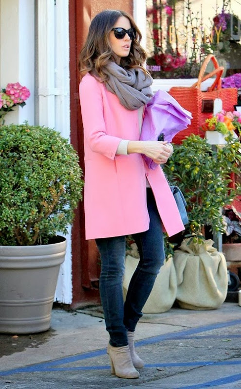 pink coat kate beckinsale