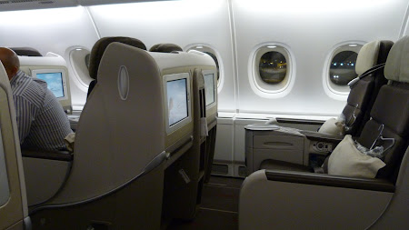 Business Class A380 Air France
