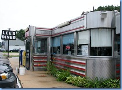 2168 Pennsylvania - York, PA - Lincoln Hwy (Hwy 30)(Market St) - 1951 Lee's Diner