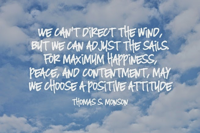 adjust the sails